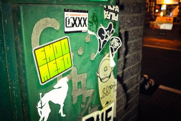 Endo Meso - Sticker