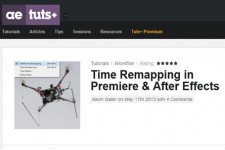 Time Remapping in Premiere & After Effects